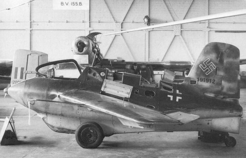Messerschmitt Me 163 191912-01