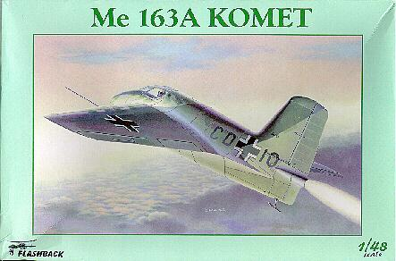 Me 163 kits and accessories