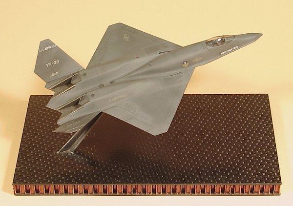 Revell 1 144 Yf 23a Desk Model